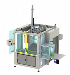 DCP200 - AUTOMATIC CASE PACKER